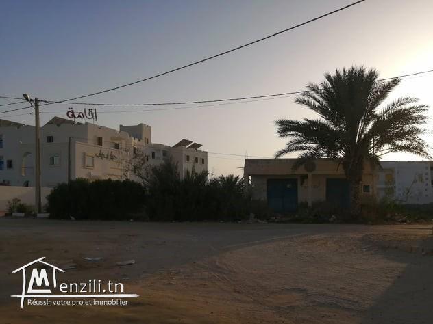 Joli Terrain à Sidi Zayed Houmet Essouk