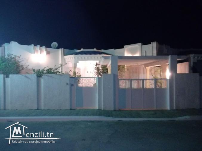Villa Soliman Plage