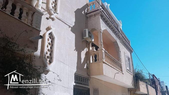 Maison AV City Riadh Sousse quartier calme proche à toutes les commodités