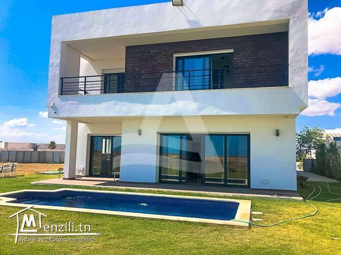 Vente d'une maison Gammarth Tunisie