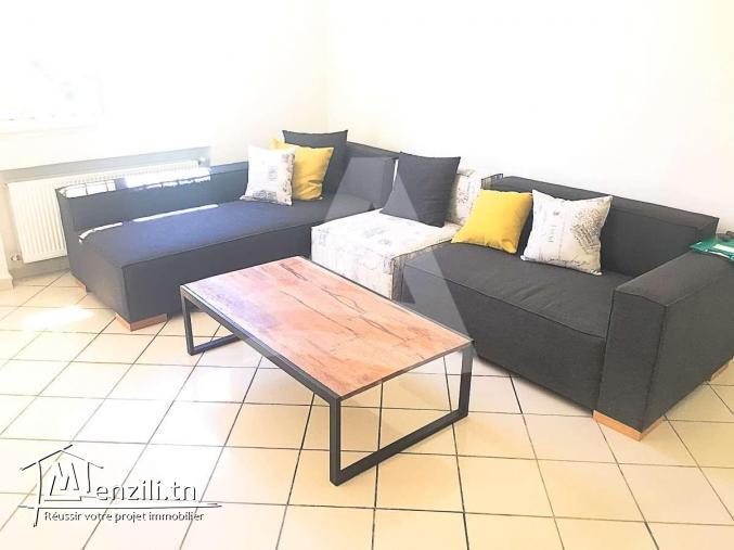 location d'un appartement à la Marsa Tunisie