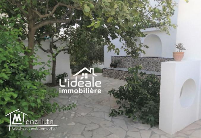 Maison Zeineb location à l'année