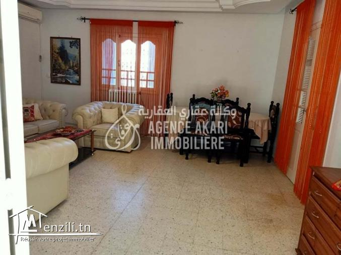 Villa meublée à Hammamet