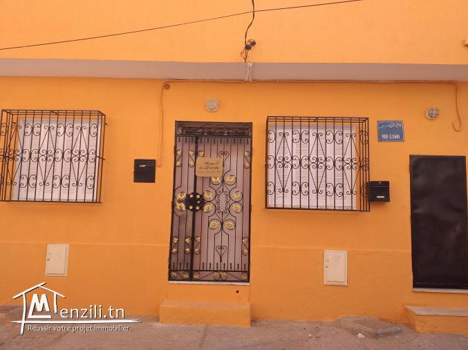 vente maison comprenant deux appartements