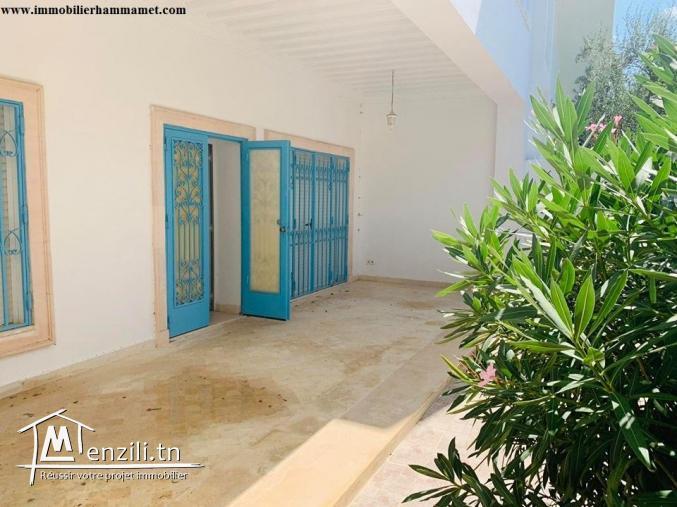 Villa Edward à Hammamet Nord
