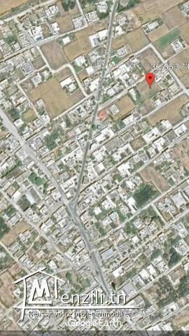 A VENDRE LOT DE TERRAIN A AZMOUR-KELIBIA