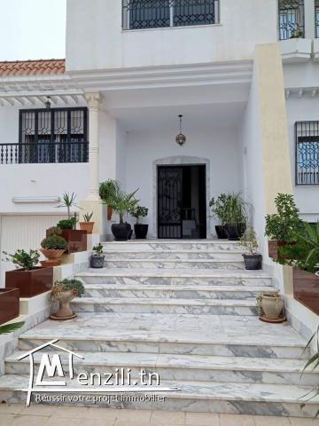 Villa route sokra sfax
