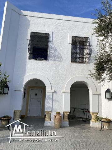 Belle villa a Hammamet