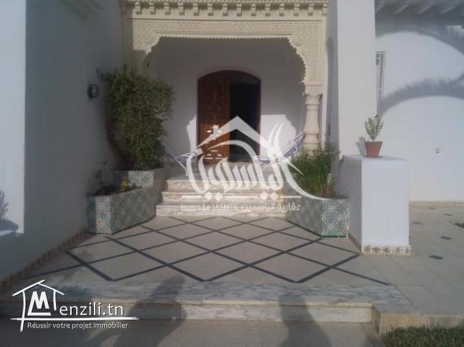 Villa magnifique à El Kantaoui