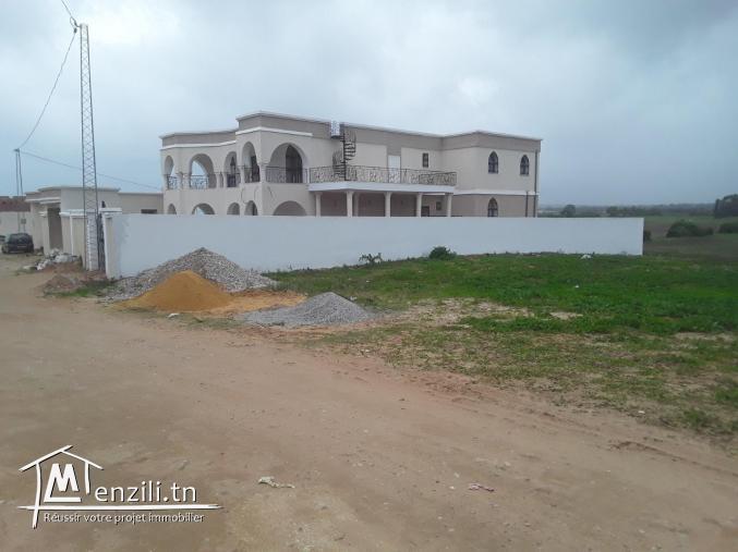 أرض للبيع في قليبية تبعد 800 متر على البحر