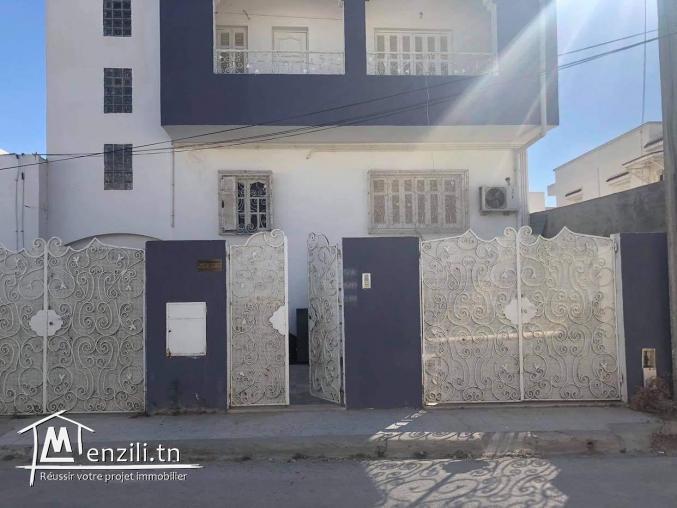 Immeuble à Ain zaghouan à vendre R+3