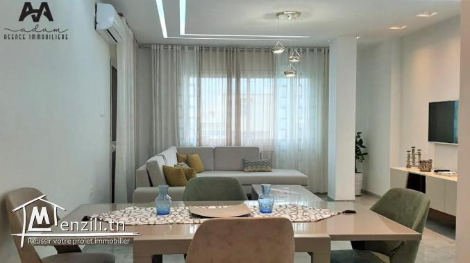 Un étage de villa S+3 meublé à Neapolis