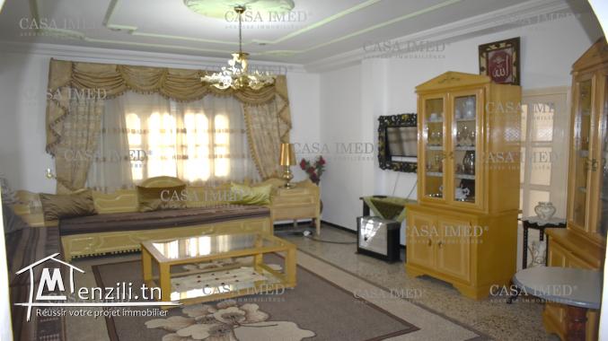 vente une villa à Manouba