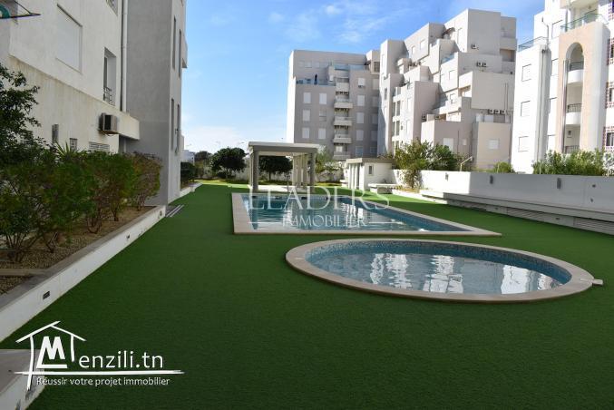 A vendre un magnifique Appartement  situé à MREZGA Hammamet Nord (10 min de la mer).