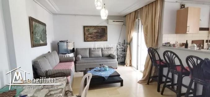 A vendre un appartement à la soukra