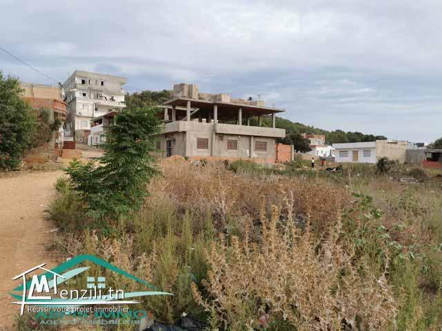 Terrain d'habitation 160 m² à Kelibia situé à coté de fort