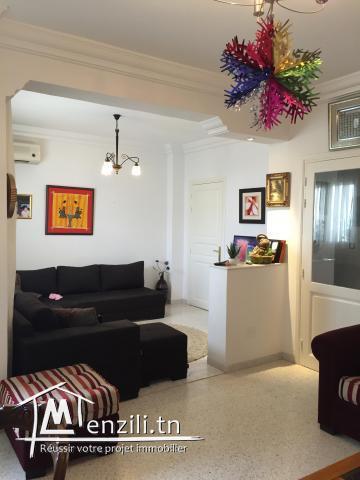 Appartement s4 à vendre au 2 éme étage