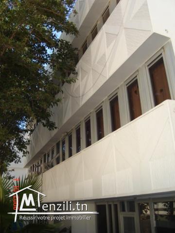A louer à zone industrielle de Jebel Jelloud Tunis sud