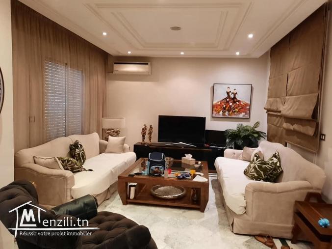 villa jumlée à Ennaser 2