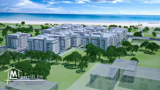 Bousten phase 2 - Appartements haut standing - Hammamet