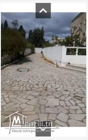 Villa à Ezzahra ville