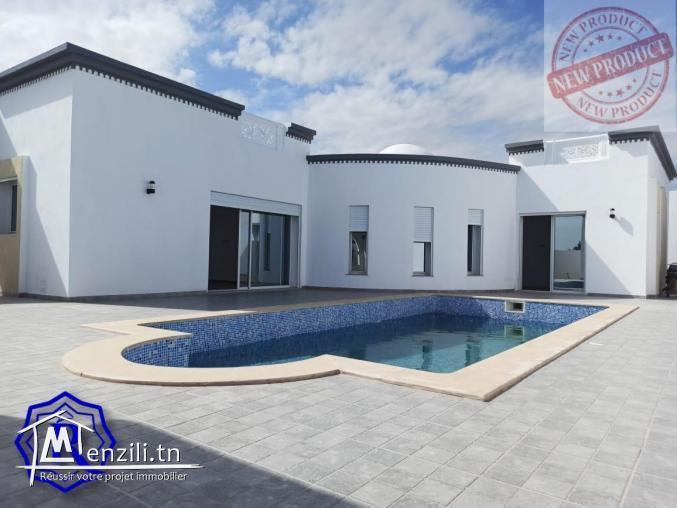 Villa ARMANI-Code avec piscine disposant vue de mer