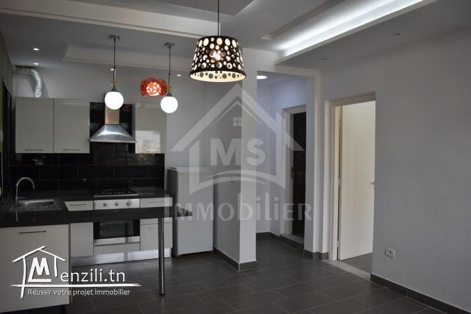 un appartement   S+1 ☄️ à  MREZGA  ???? 51500503
