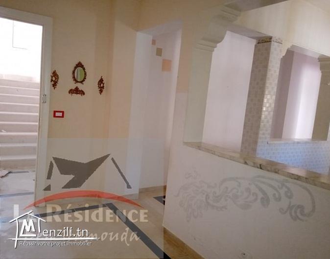 Réf:M112 Appartement à borj ghamez