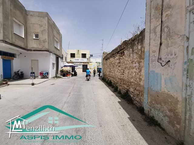 Maison arabe à cité Ezzouhour kelibia