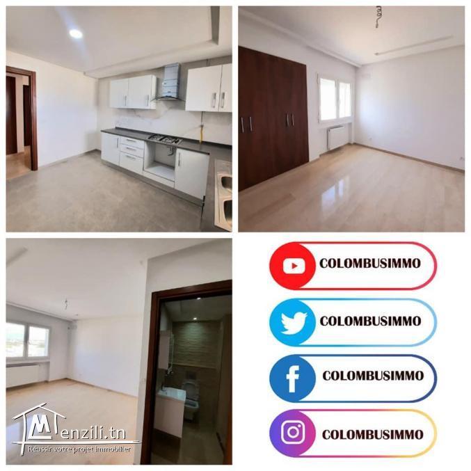 Appartement neuf S3 jardins d'el Menzah 2