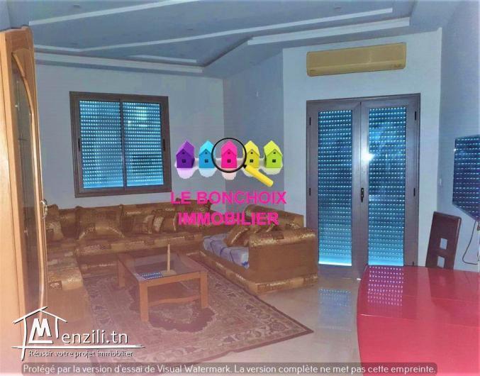Appartements S+2 Avec Ou Sans Meubles A Louer A Sahloul - Sousse