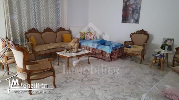 un appartement S+1 avec deux  piscines  à AFH MREZGA 51500503