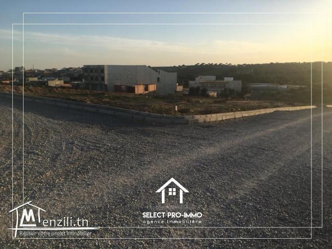 A vendre Terrain de 151 m² à Somaa Béni Khiar