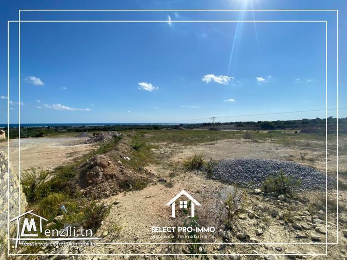 A vendre Terrain de 1600 m² à Daroufa Nabeul
