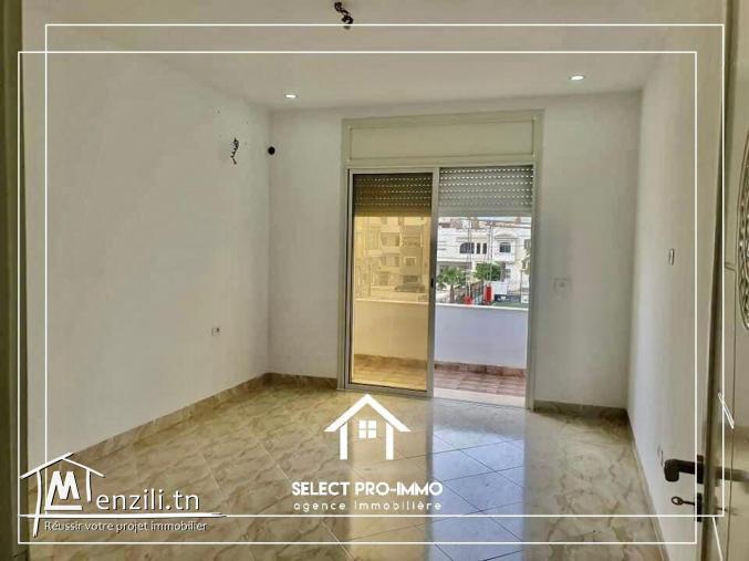 A louer étage de villa S+2 à Lido Dar Chabaine - Ref126a
