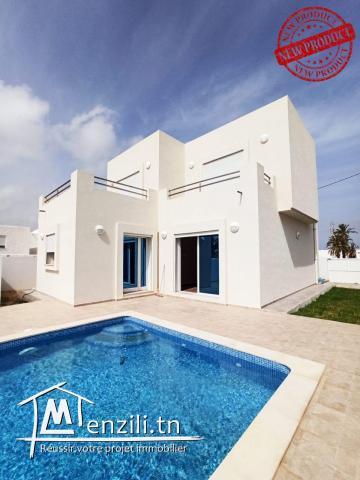 Villa Acqua Di Giò avec piscine a vendre à Djerba