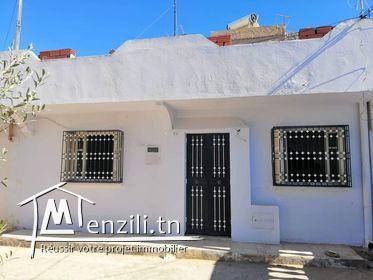 A vendre maison s+2 route de gabes km 9 city thyna 2 sfax