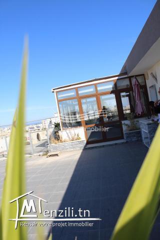 Jolie villa et deux appartements à vendre