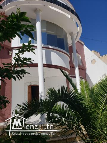 Magnifiqie villa avec deux appartements