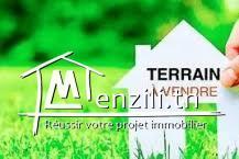 terrain 400 m2 a Mateur de Bizerte