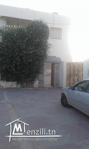 A Louer Etage de Villas à Sakiet Eddaier Sfax