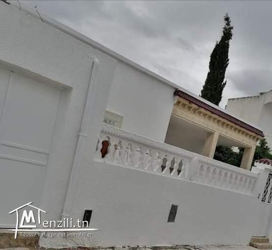 Villa à vendre Cité Ghazela