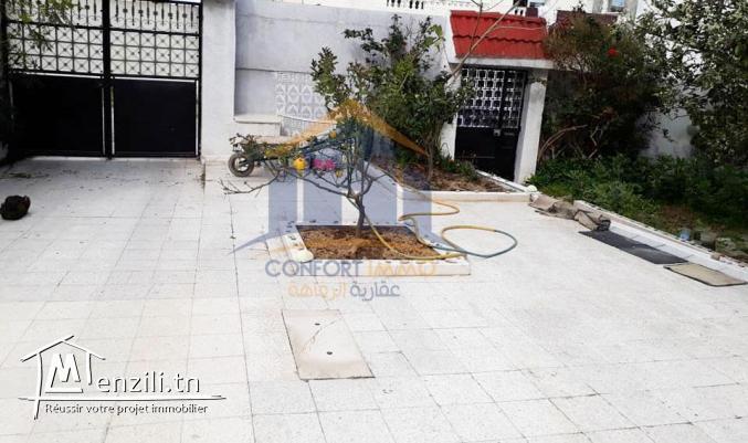 a vendre villa à Bhira Bizerte