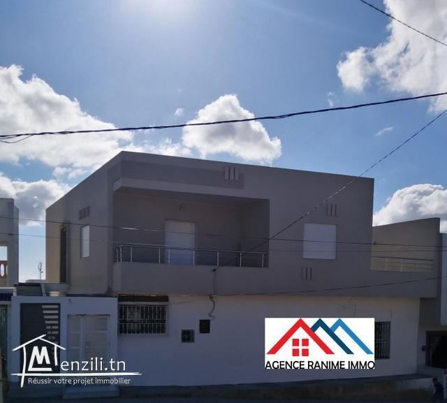 Villa lux ds 170m2 a el haouaria 8045