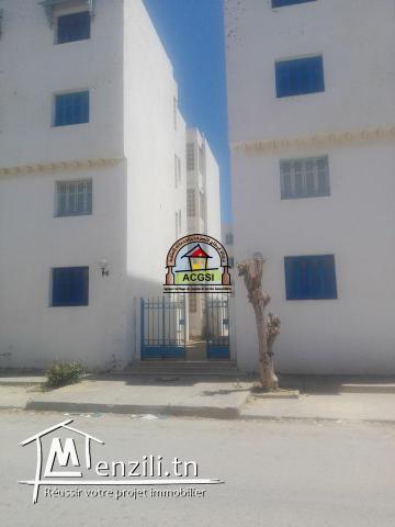 À vendre appartement à Cité El Omrane Monastir