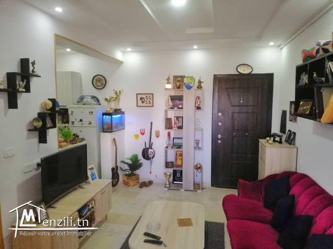 appartement Meublé S+1 haut standing à médina Jadida 3