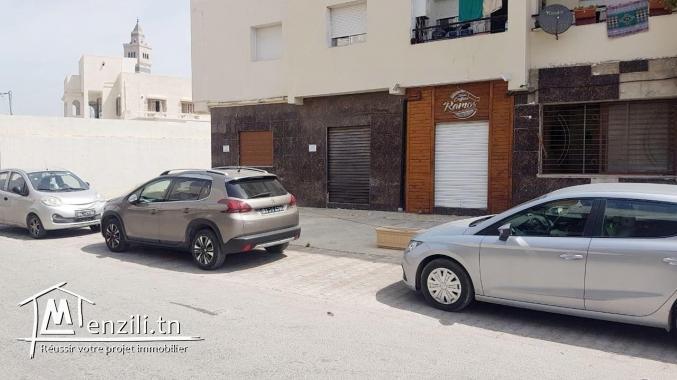 Vente d'un local commercial de 120m² à Hammam chatt 51265157