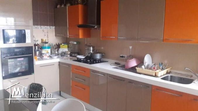 Jolie appartement à Omran Supérieur