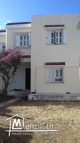A louer coquette villa à choutrana III