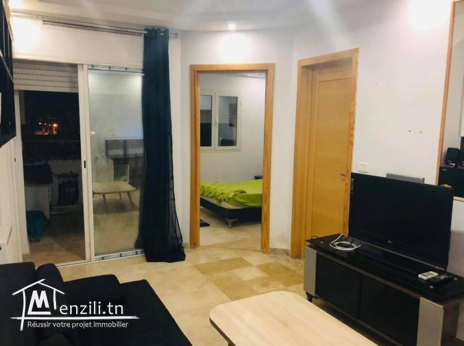 appartement S+1 meublé à médina Jadida 3